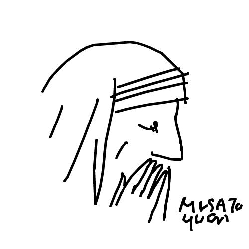 MISATO YUGIのBlog 一日一絵